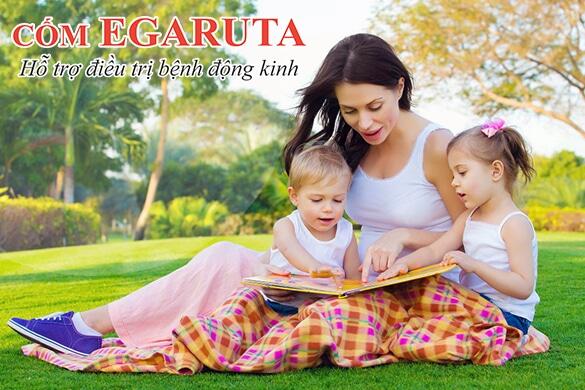 Cốm Egaruta an toàn với trẻ nhỏ